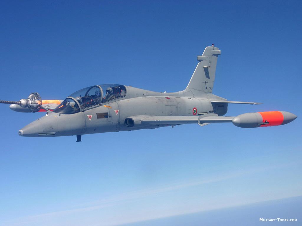 Aermacchi MB-339 trainer