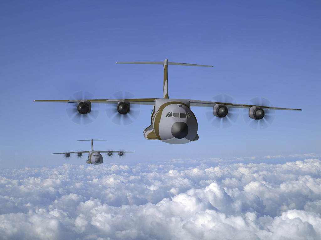 Megapost aviones para FSX
