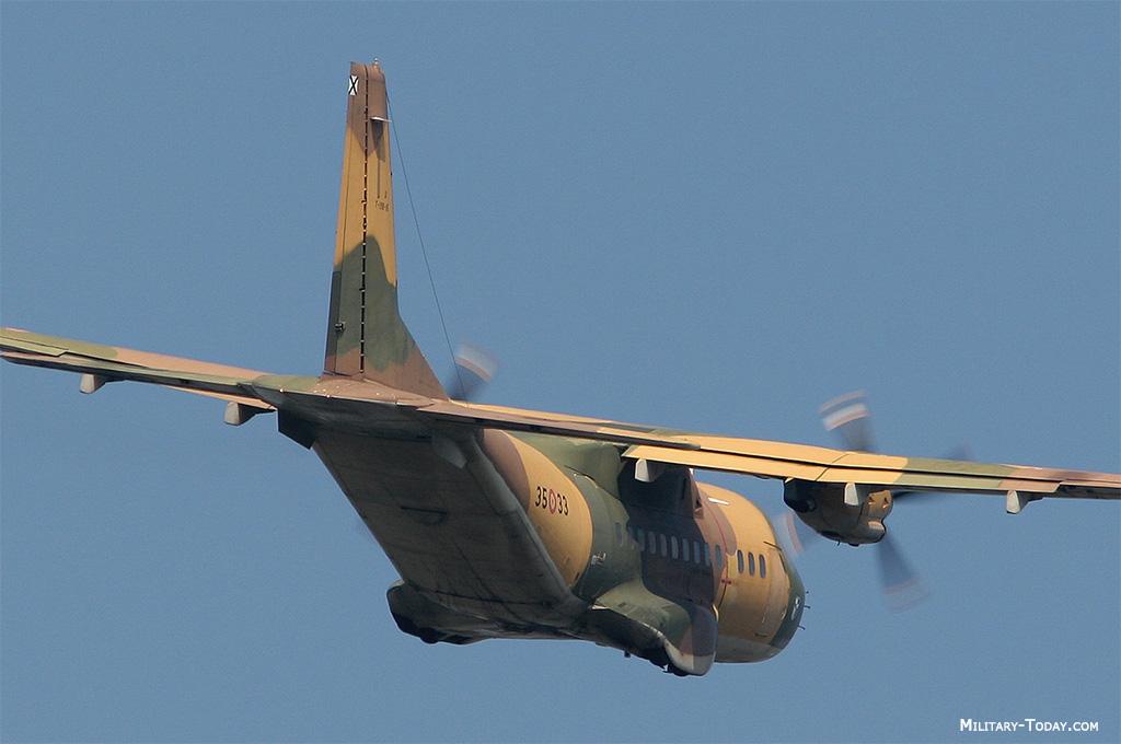 Airtech CN.235 aircraft