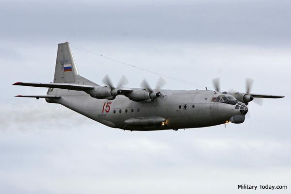 World largest military cargo plane