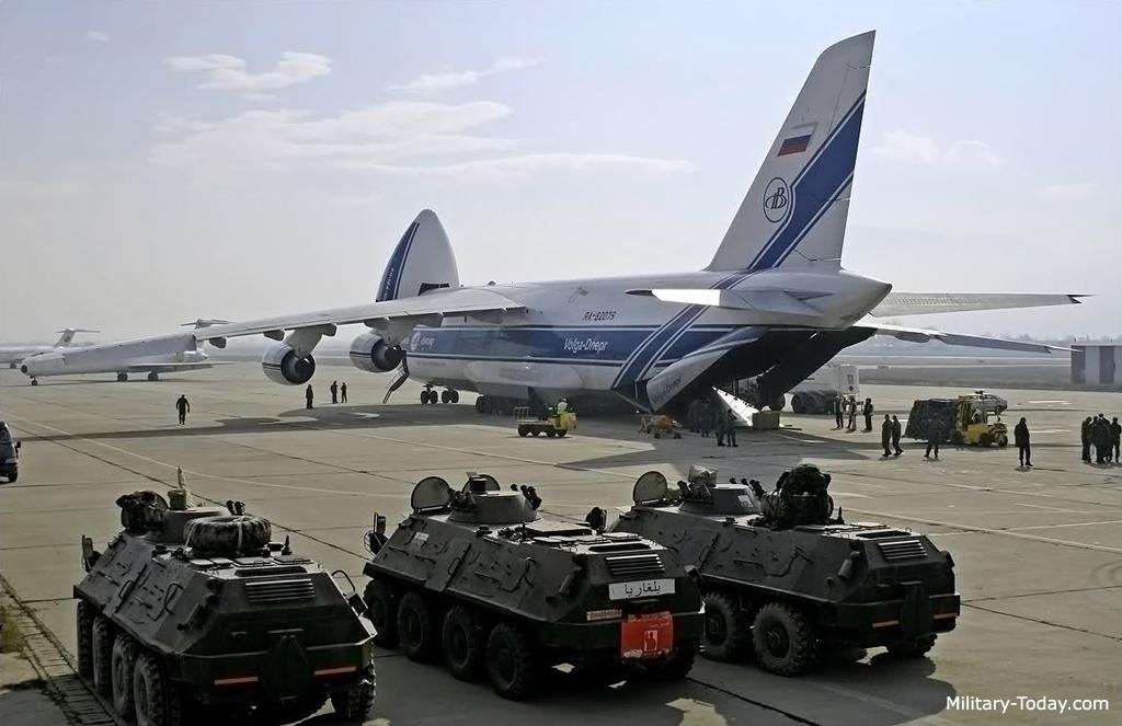 Antonov 124 Military