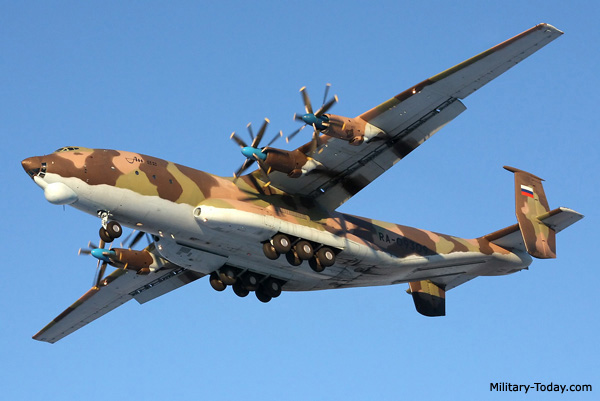 Top 10 Largest Military Transport Aircraft | Military-Today com