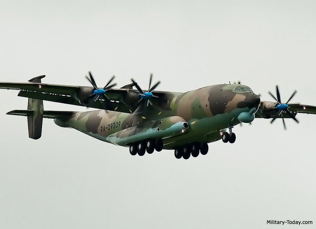 Antonov an 22 antei