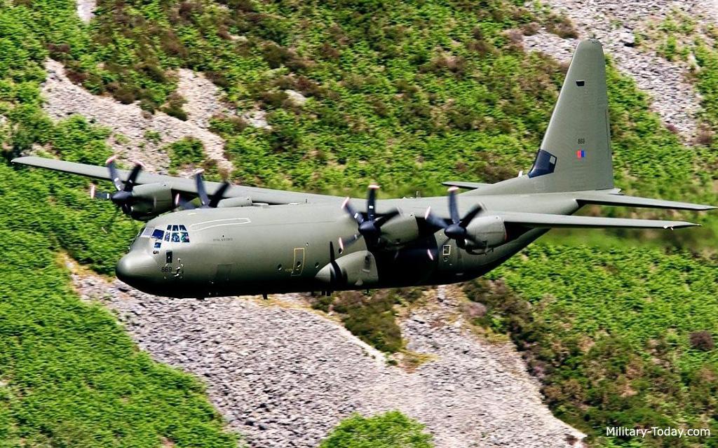 طائرة النقل C-130J C130j_super_hercules_l10