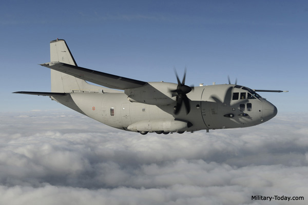 C 27J Spartan Tactical Transport Aircraft | Military