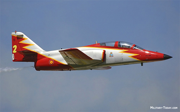 CASA C.101 Aviojet
