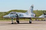 Mirage 2000B fighter
