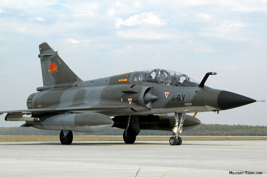 Mirage 2000N attack aircraft