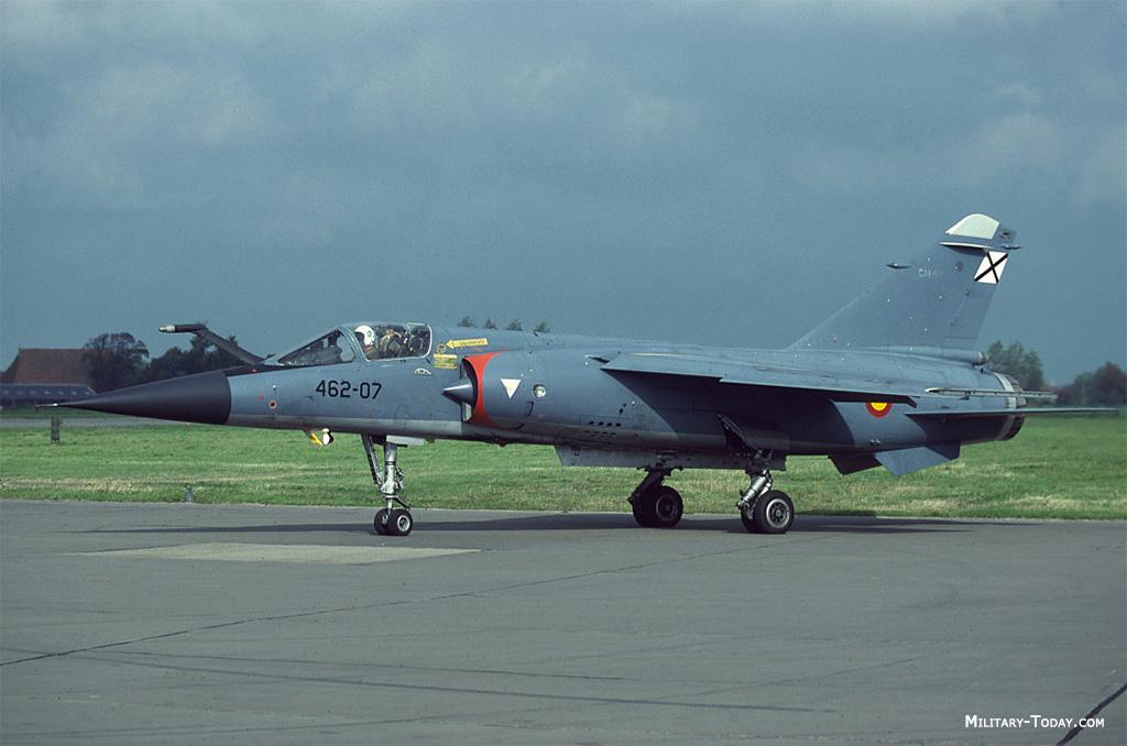 Mirage F1 fighter