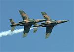 Dornier Alpha Jet trainer
