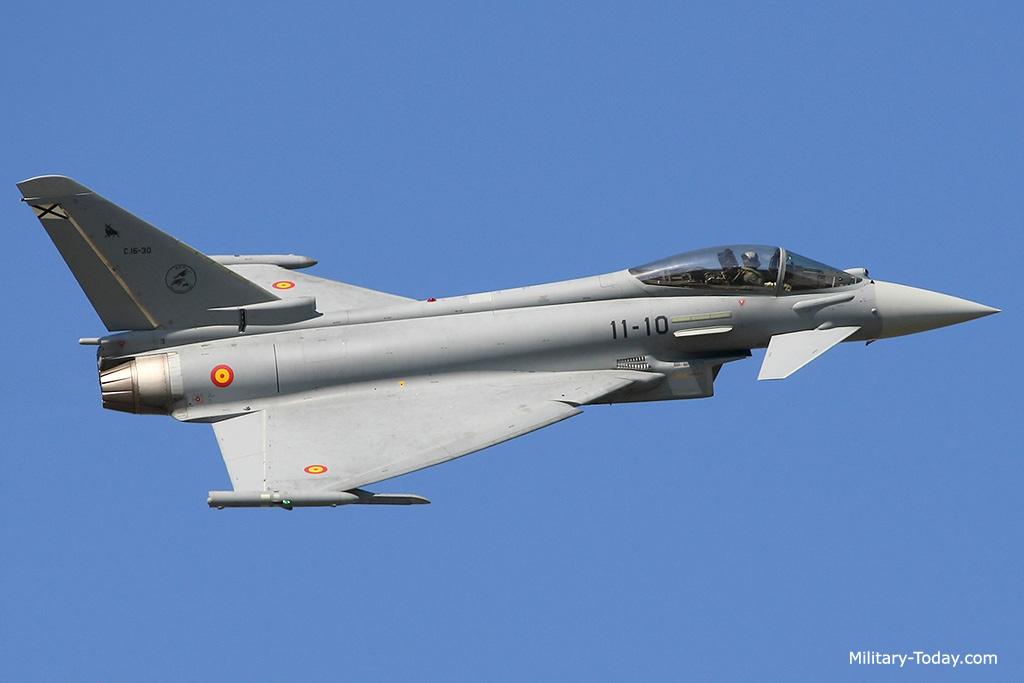 Истребитель Eurofighter Typhoon http://www.military-today.com/aircraft/eurofighter_typhoon_images.htm - На истребителях Typhoon ВВС Германии обнаружен дефект фюзеляжа | Военно-исторический портал Warspot.ru