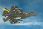 F-35C fighter