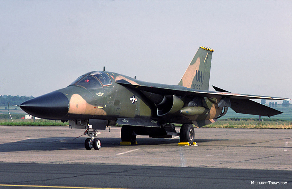 SURYA MALAM: General Dynamics F-111 Aardvark Tactical ...