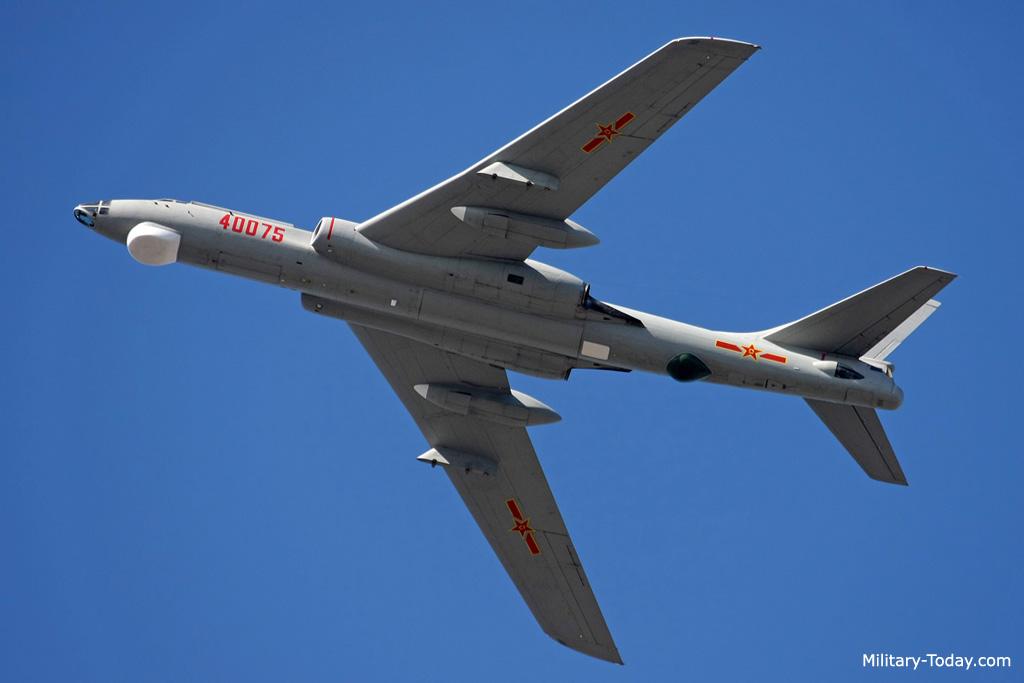 H-6 bomber