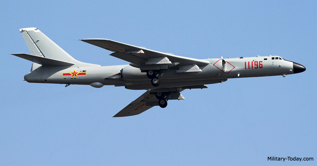 H-6K bomber