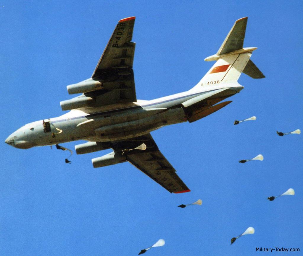 Ilyushin Il-76 Candid
