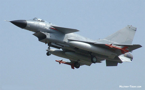 Chengdu J-10 Multirole Fighter | Military-Today.com