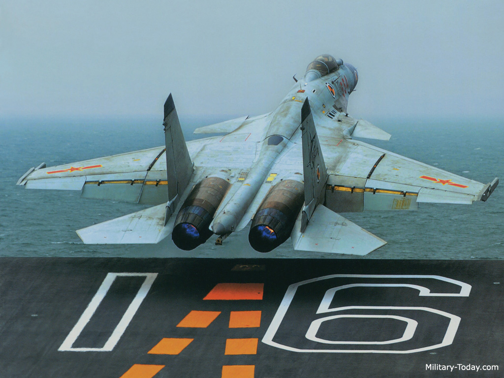 Shenyang J-15 Images