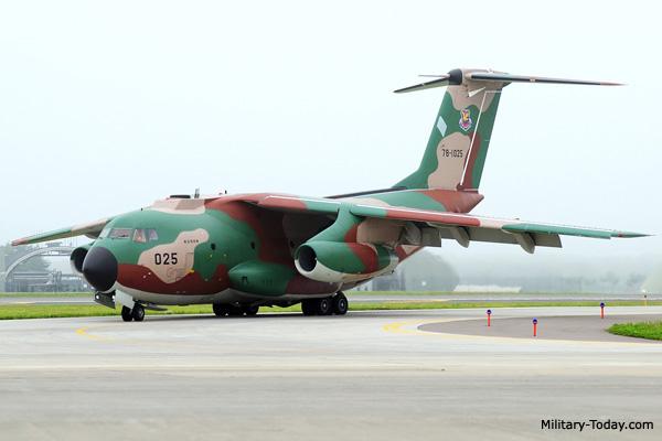 Kawasaki C-1 Tactical Transport Aircraft | Military-Today.com