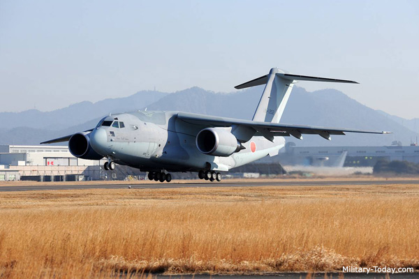 Kawasaki C-2 Medium-Range Transport Aircraft | Military
