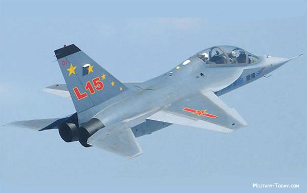 Resultado de imagen para Hongdu L-15