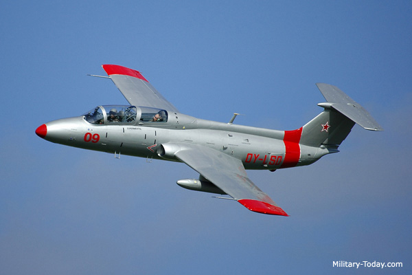 Jet Trainer Aircraft Was a