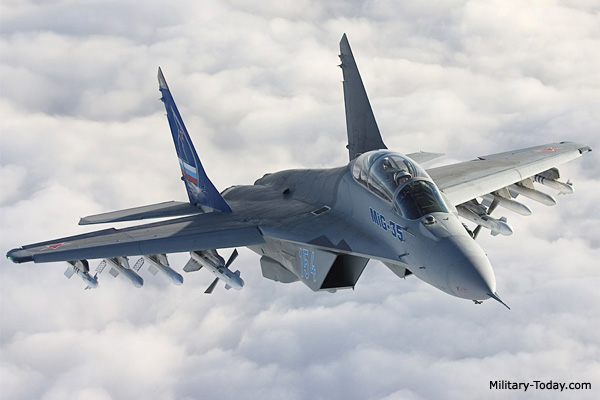 mig 35 multi role fighter military today
