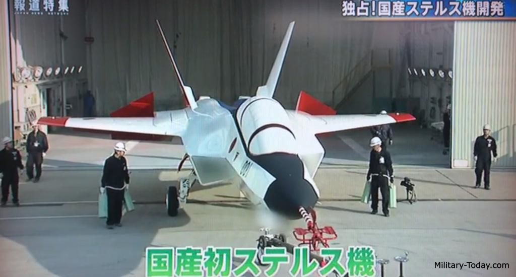 Mitsubishi F-3
