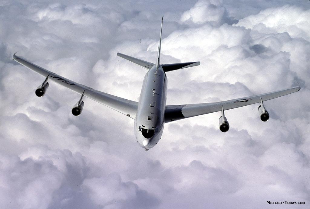 Northrop Grumman E 8 J Stars Ground Surveilance And Battle