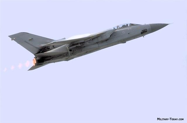 Panavia Tornado ADV