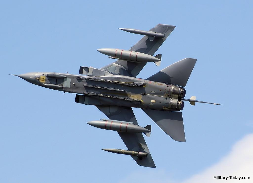 Panavia Tornado ECR