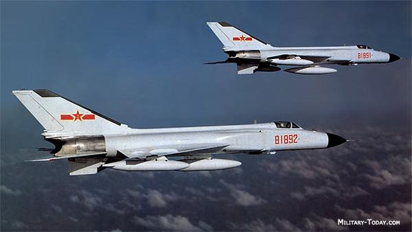 SAC J-8 Finback