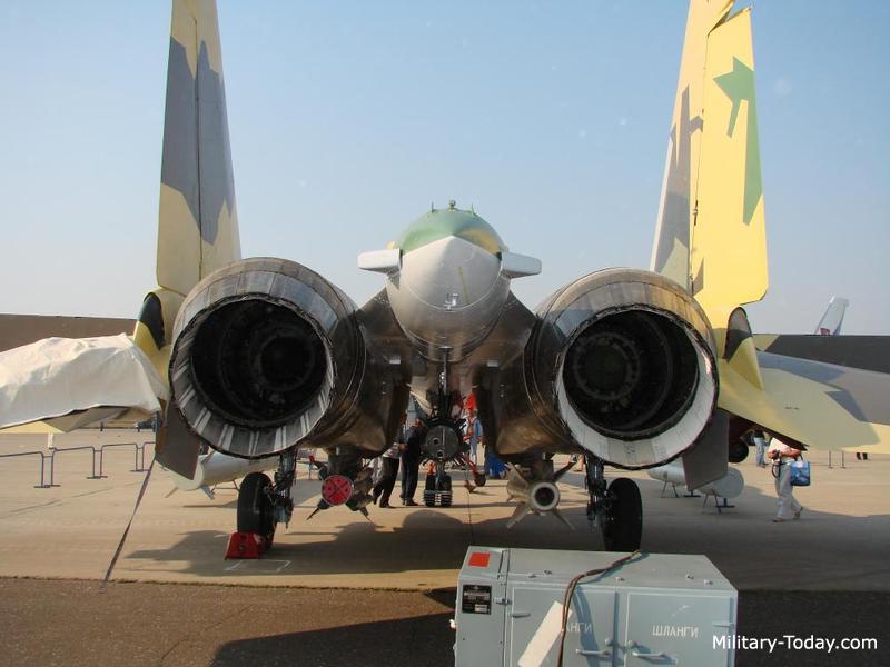 Home > Aircraft > Sukhoi Su-37 Flanker-E