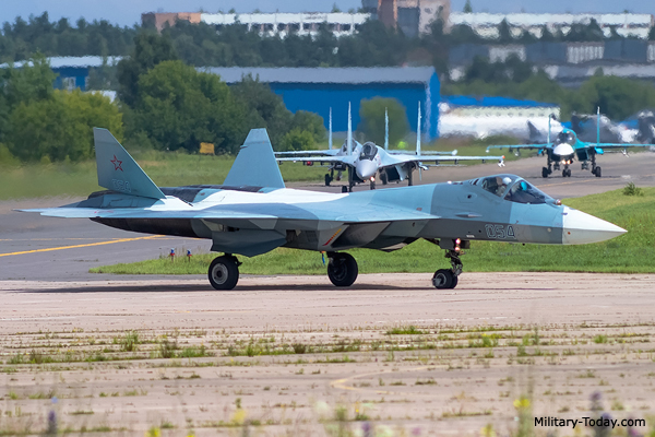 Su PAK FA