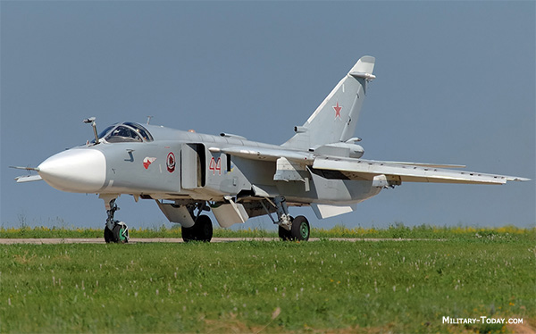 Sukhoi Su-24 Fencer