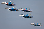Sukhoi Su-27 Flankers