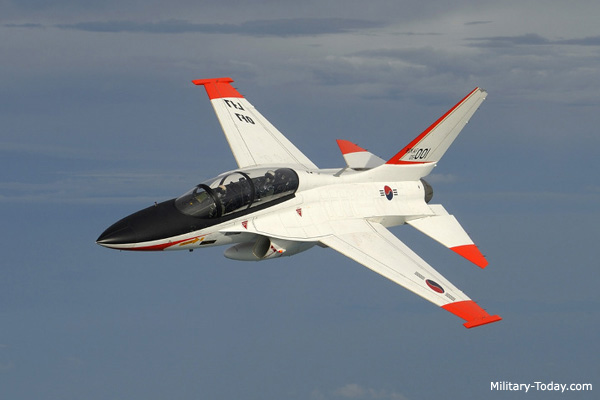 KAI T-50 Golden Eagle Trainer Aircraft | Military-Today com