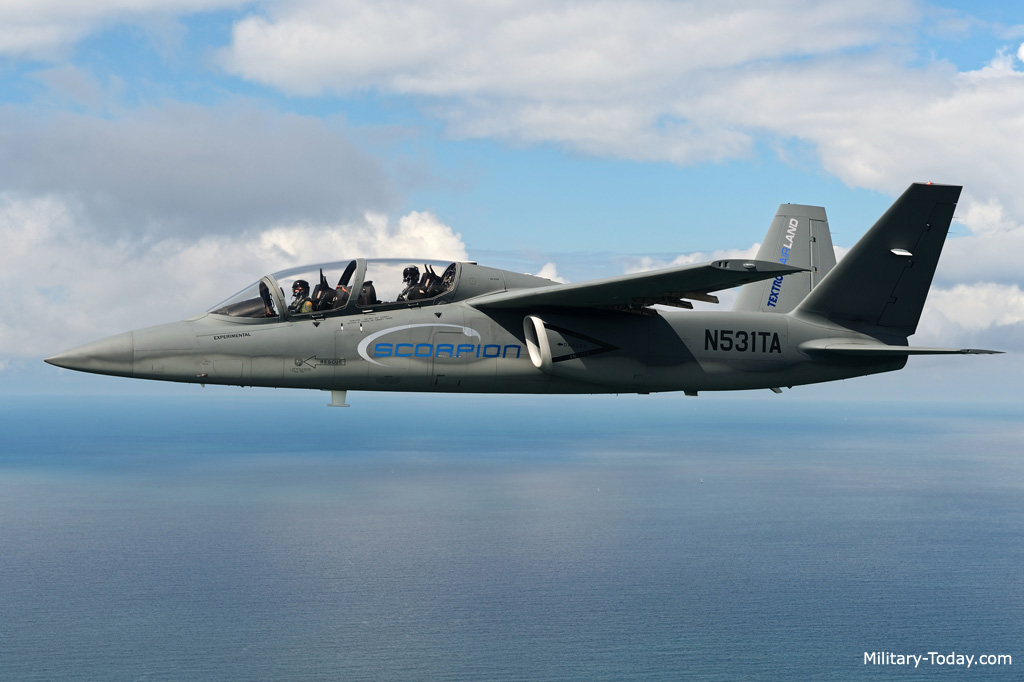 Scorpion attack aircraft