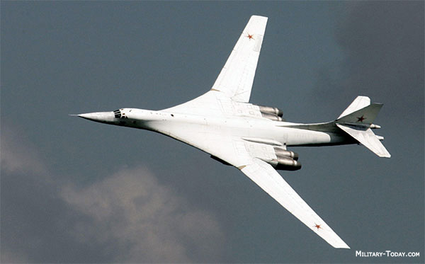 Image result for TU-160 Blackjack bombs