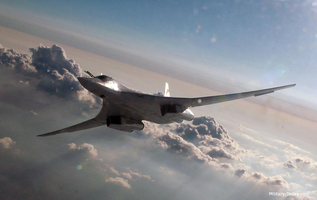 Russian aircraft blackjack