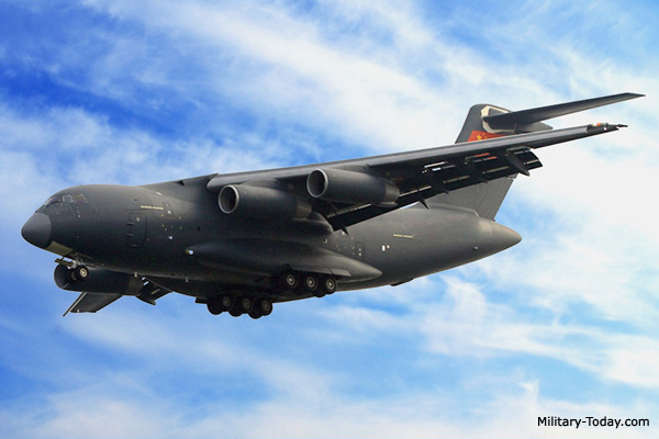 The best millitary cargo plane