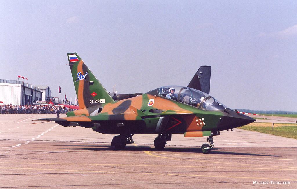Yakovlev Yak 130