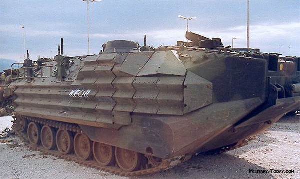 AAVC7A1 command vehicle