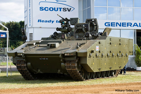 Ares specialist carrier vehicle