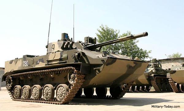 BMD-4 ACV