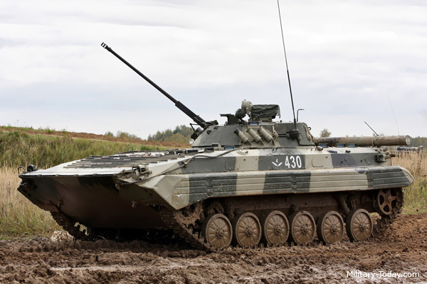 Bmp 2 infantry fighting vehicle military today bmp 2 publicscrutiny Choice Image
