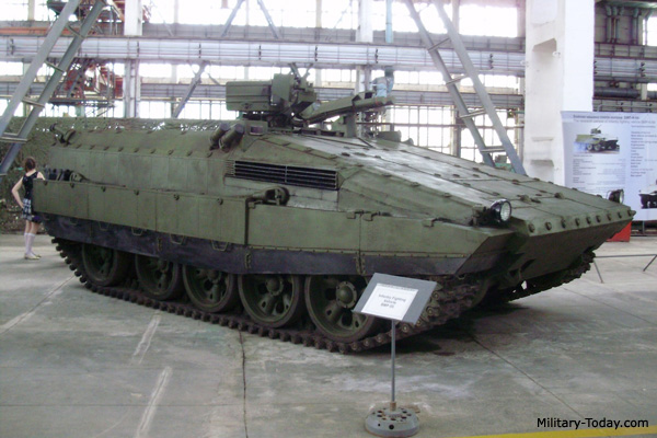 Bmp 55 heavy armored personnel carrier military today bmp 55 publicscrutiny Choice Image