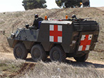BMR-600 ambulance