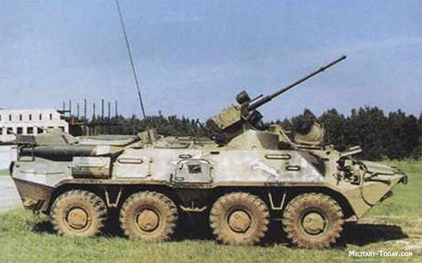 Kenya Acquires 88 BRDM-3 Reconnaissance Vehicles Russia for $105.6 Million