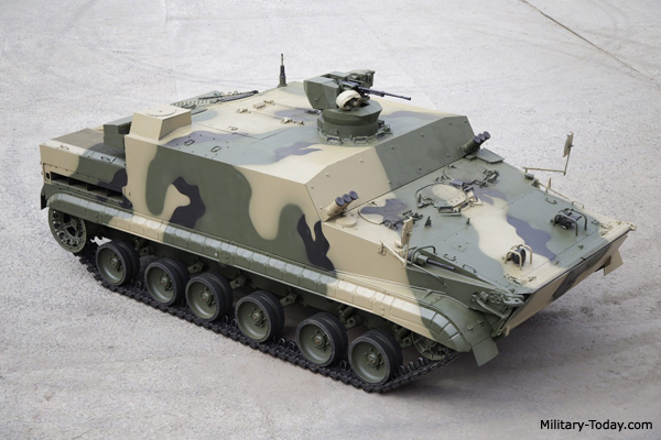 BT-3F armored vehicle